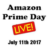 Amazon Prime Day 2017 LIVE