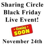 Black Friday Live Event November 24th