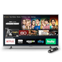 Amazon Element 55 inch 4K TV